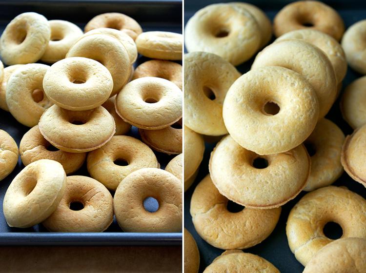 Mini Glazed Doughnuts