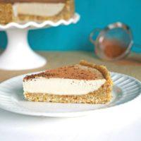 Vanilla Macadamia Cheesecake