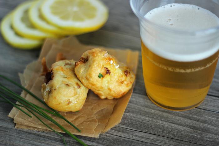 3 Ingredient Beer Battered Artichoke Hearts #vegan #appetizers
