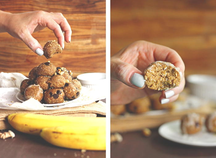 The Most Delicious Banana Bread. Vegan, Paleo and Gluten Free. The perfect, quick, protein packed snack for a true banana bread lover. neuroticmommy.com
