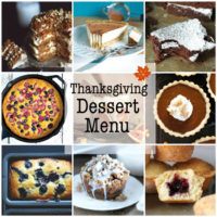 Thanksgiving Dessert Menu by NeuroticMommy.com - Enjoy these delicious healthy desserts come the big day. No need to worry about spending all day in the kitchen with these easy to make, mouth watering treats! #vegan #vegetarian #thanksgiving