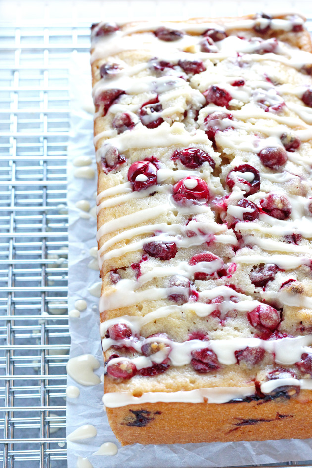 Can Raw Cranberries Be Baked In A Cake