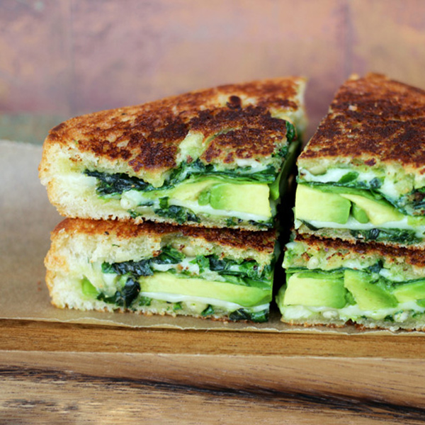 12 winning vegan recipes for super bowl Sunday - Vegan Green Goddess Griller