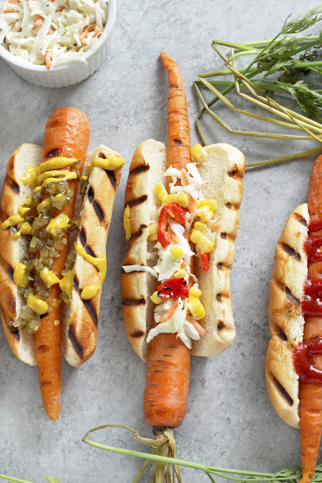 Fourth of july carrot dogs neuroticmommy fourth of july carrot dogs plant based veggie dogs are so much fun forumfinder Choice Image