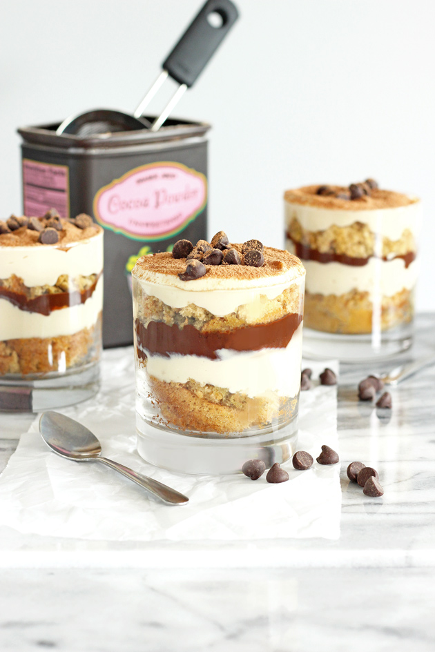 Mind Blowing Vegan Tiramisu - You won't believe it's vegan. Creamy, dreamy, and delicious. You can indulge in this classic fave free from eggs, dairy, and refined sugar. NeuroticMommy.com #vegan #desserts