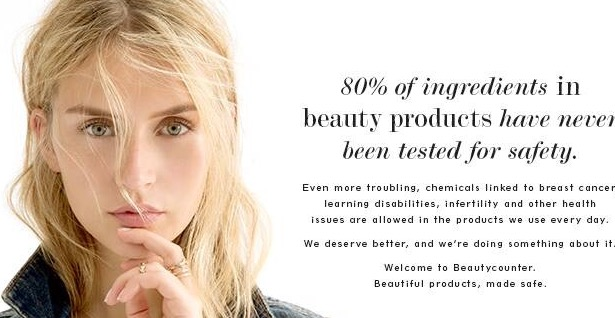 Beauty Counter Safer Skincare