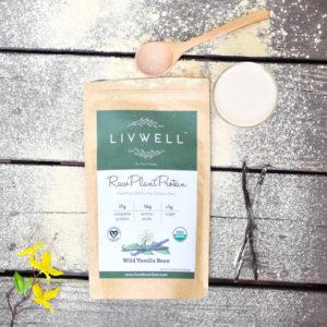 LivWell Wild Vanilla Bean - NeuroticMommy.com