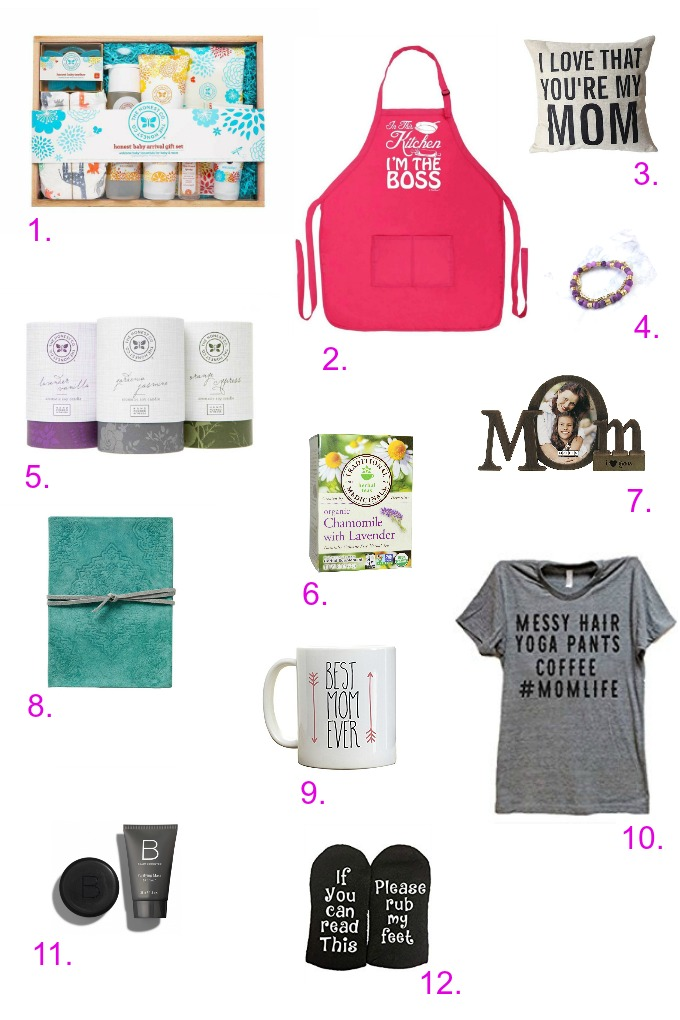 Top 12 Holiday Gifts For Mom Under $50