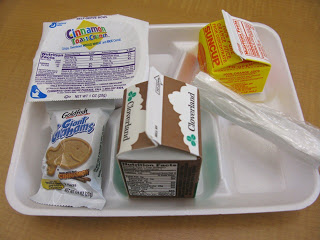 Standard School Lunch in the United States - NeuroticMommy.com