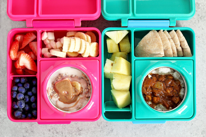 Healthy Lunchbox Ideas With Omiebox