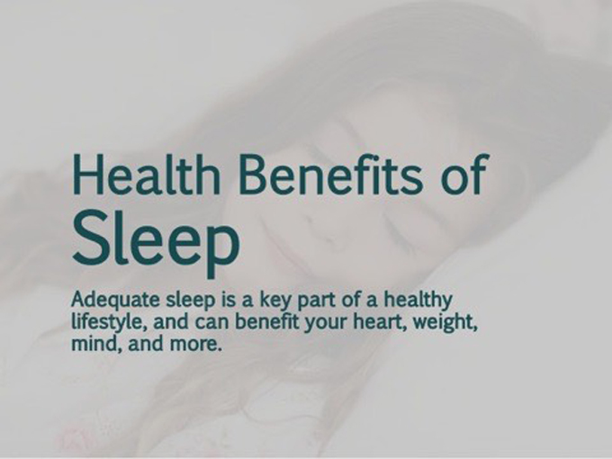 The Health Benefits of Sleep - Why sleeping should be made a priority and the tools you need to know on how to make that possible. NeuroticMommy.com #mindset #wellness #health