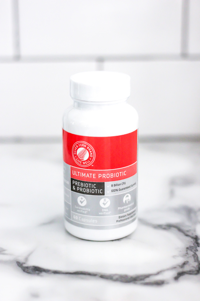 Silver Fern Brand Ultimate Probiotic - Taking gut health to the next level. NeuroticMommy.com #health