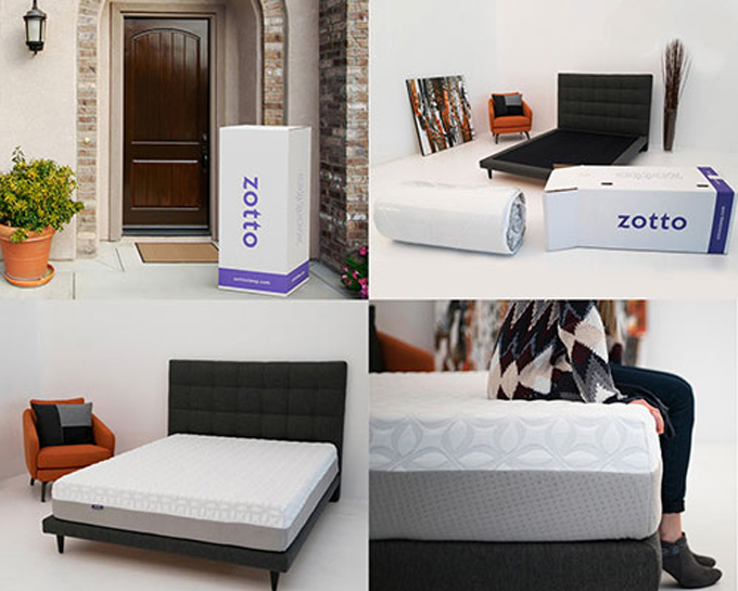 Zotto Mattress Review - Sleep perfected with this environmentally friendly super comfy, top of the line mattress. NeuroticMommy.com #sleep #health