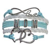 Mom Infinity Bracelet - NeuroticMommy.com #mothersday