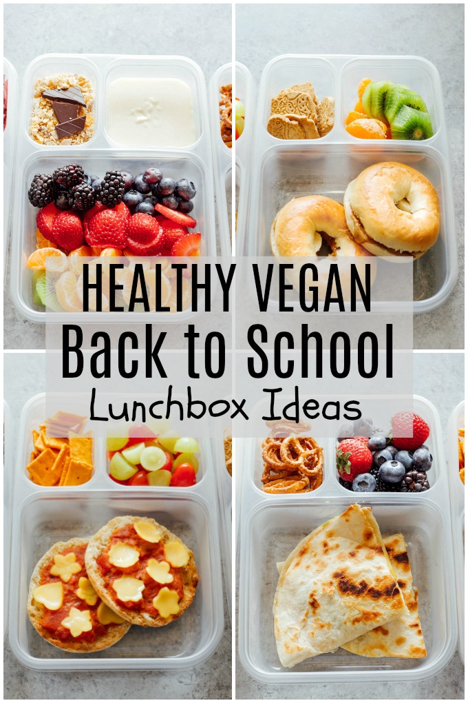 11d1bb75ad8e Healthy Vegan Back to School Lunchbox Ideas