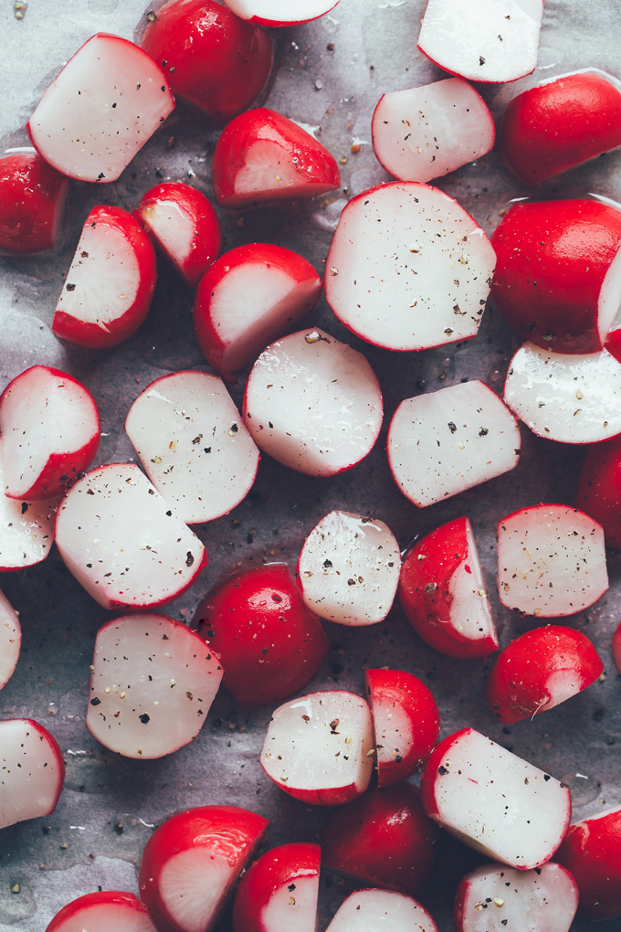 Roasted Radishes The Potato Sub You Ve Been Looking For