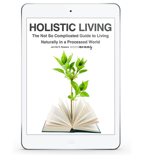 Holistic Living Ebook