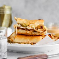 The Best Vegan Reuben Sandwich