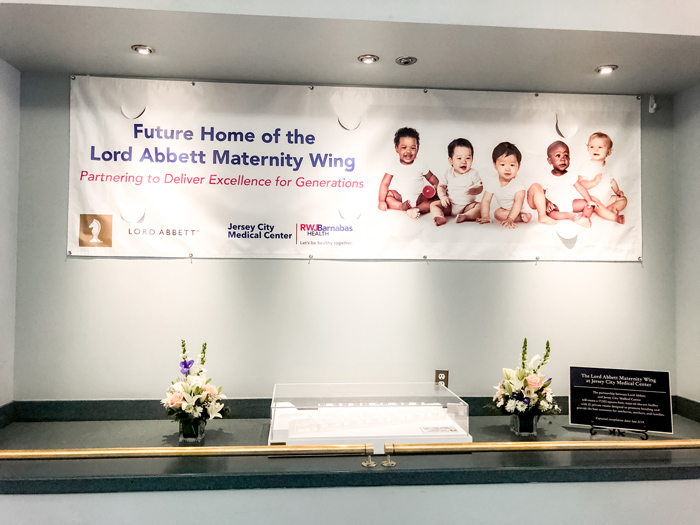JCMC Maternity Services, Lord Abbett Center & Baby Fair - one of Jersey City New Jersey's top maternity ward with a Level 3 NICU.