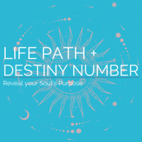 Life Path + Destiny Number